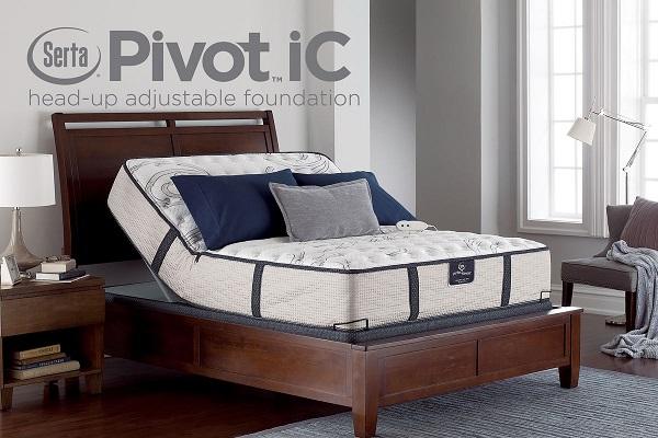syncronized kgck split king pillow tilt adjustable wireless remote usb ports wall hugger design led under lights - Split King Adjustable Bed