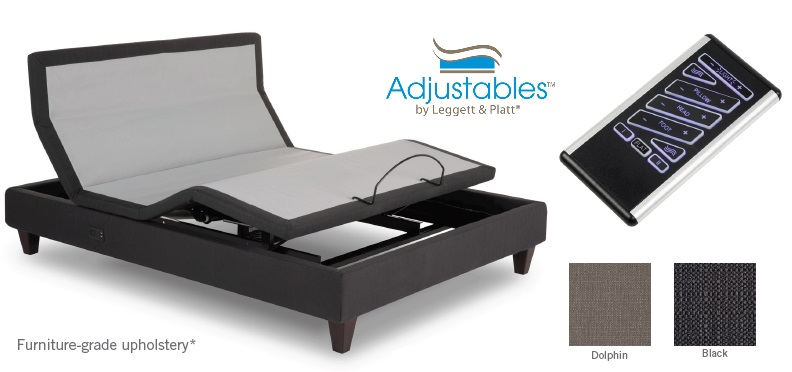 Leggett & Platt has the answers to all your adjustable bed base questions, including mattress selection, purchasing, features, service, and troubleshooting.
