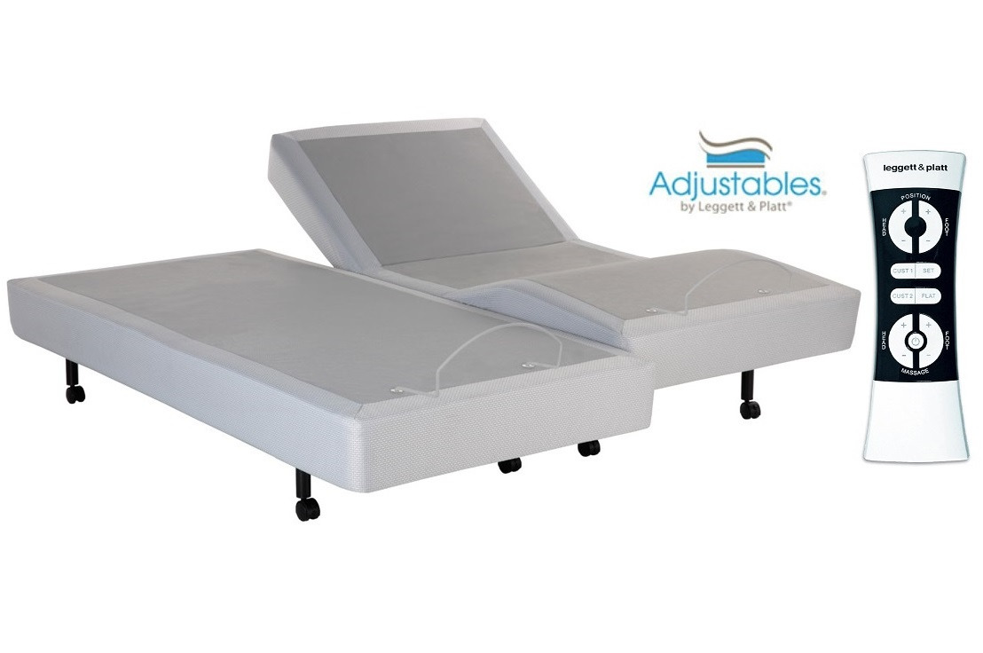Are Adjustable Beds Worth It : Leggett and platt adjustable bed frame ikea beds for